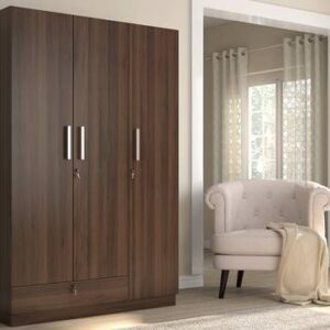 Basil Three Door Wardrobe