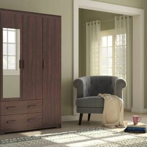 Callistro Three Door Wardrobe