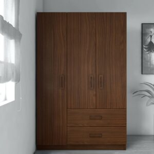 Aurora Three Door Wardrobe