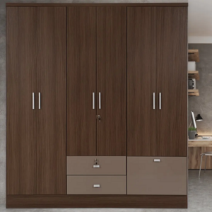 Bellona Three Door Wardrobe