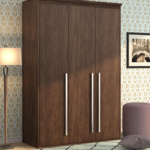 Balder Three Door Wardrobe