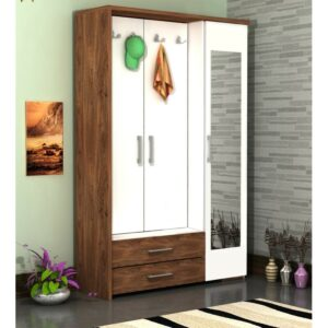 Corbin Three Door Wardrobe