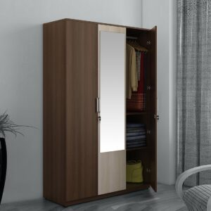 Bridget Three Door Wardrobe
